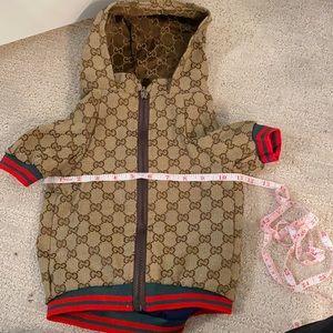 Brand new dog sweater/jacket - XXL